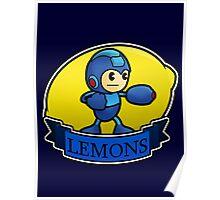 Mega Lemons Poster