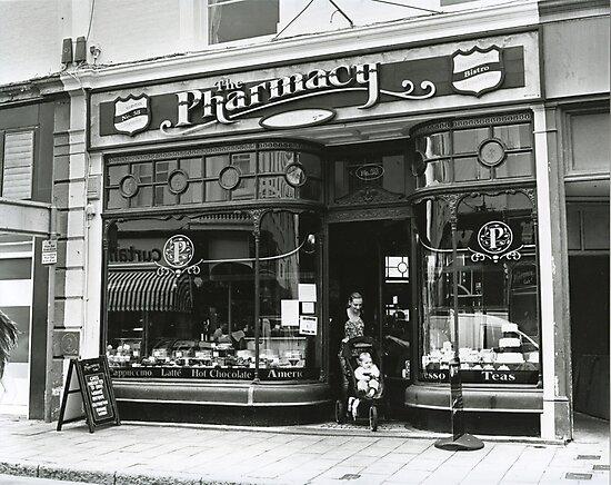 Pharmacy by CameraMoose
