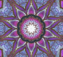 Mandala : Princess  Sticker