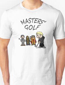 master's golf T-Shirt