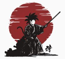 Dragon ball samurai Baby Tee