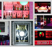 BOHO Club Glasgow West End by ©The Creative  Minds