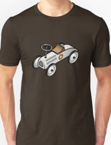 A retro vintage race cart. T-Shirt