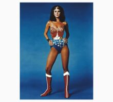 Wonder Woman Retro Graphic! by FolksyTees