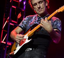 Ian Moss, Cold Chisel by Natalie Ord
