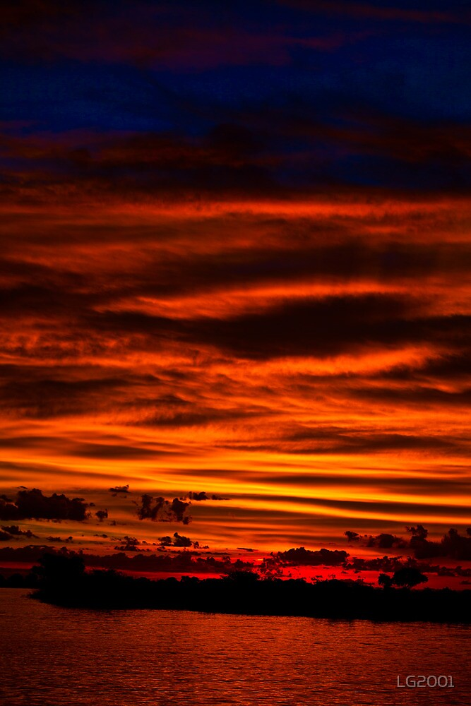 Gorgeous Sunset. by LG2001