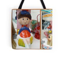 The Magic Roundabout Tote Bag