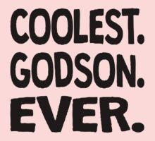 Coolest. Godson. Ever. One Piece - Long Sleeve