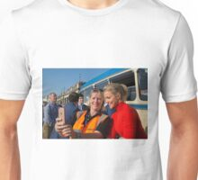 Natalie Lowe from strictly come dancing in Brighton Unisex T-Shirt