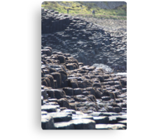 The Giants Stepping Stone Canvas Print