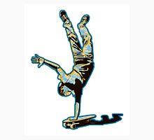 Skateboard Handstand 1970 T-Shirt