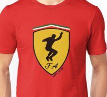 Fernando Alonso Celebration (Black Writing) Unisex T-Shirt