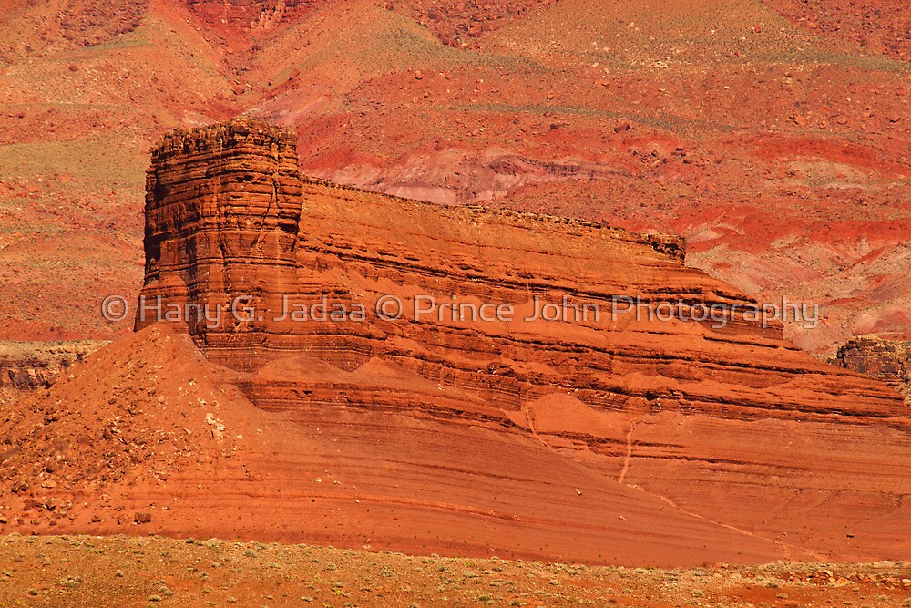 Vermillion Cliffs - 2 © by © Hany G. Jadaa © Prince John Photography