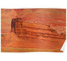 Vermillion Cliffs - 2 © Poster