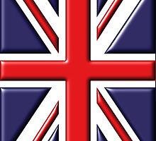 The Union Flag Cover. by Greg Little
