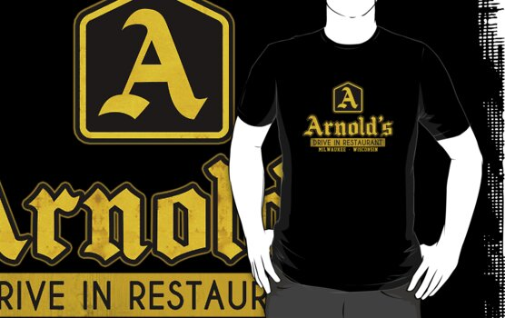 Arnold's Drive In Restaurant by antibo