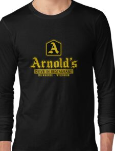 Arnold's Drive In Restaurant Long Sleeve T-Shirt