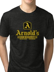 Arnold's Drive In Restaurant Tri-blend T-Shirt