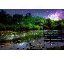 Magic Night © Photographic Print