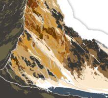 The Matterhorn Sticker