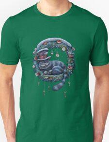 Alice Cheshire Cat Christmas T-Shirt