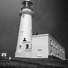 Flamborough Lighthouse. by lendale