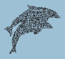 QR Dolphins by OldManLink