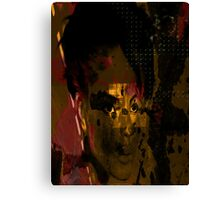 Chanel iman Canvas Print