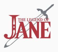 The Legend of Jane Kids Clothes