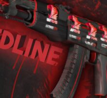 Ak-47 | Ibuypower redline Sticker