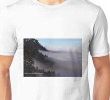 Where The Fog Meets The Trees Unisex T-Shirt