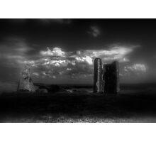 Hadleigh Castle (English Heritage) Photographic Print