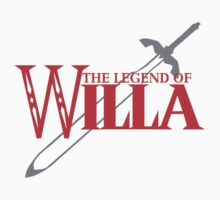 The Legend of Willa Kids Clothes