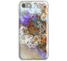 King of my castle - Abstract Fractal iPhone Case/Skin