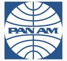 Pan Am (Blue Sticker) by Elton McManus