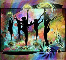 Dancing in Shrangri-La by CarolM