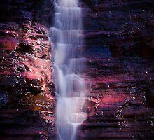 Silverband Falls by Emma  Gilette