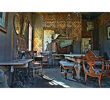 Inside Bodie Photographic Print