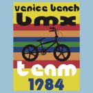Venice Beach BMX Team by tothebone