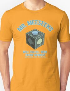 MR. MEESEEKS BOX Unisex T-Shirt