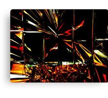 aluminum rooms (2) Canvas Print