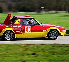 Fiat X1/9 Prototipo by Willie Jackson