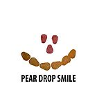 Pear Drop Smile by mdench