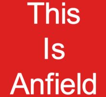This is Anfield Kids Clothes