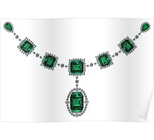 Comstock Emeralds Poster
