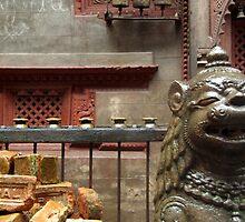 Fu and Nepal Bricks by SerenaB
