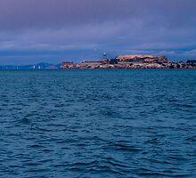 San Francisco: Alcatraz by Evan Weiss