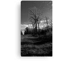 bw picture Canvas Print