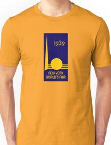 1939 Worlds Fair Unisex T-Shirt