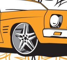 All Heil the Holden Sticker